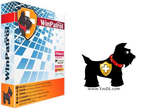 دانلود WinPatrol PLUS 34.11.2016.27 - محافظت در برابر ابزار مخرب