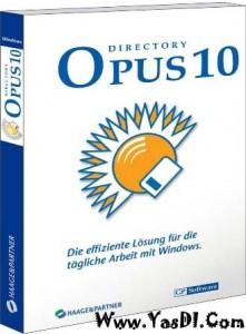 دانلود Directory Opus 10.5.2.0.4913 Final نرم افزار مدیریت حرفه ای فایل ها