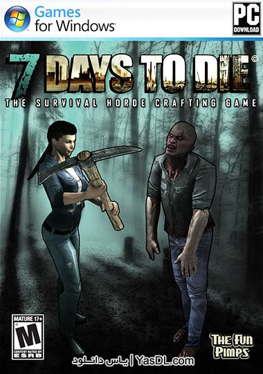 دانلود بازی 7Days To Die Alpha برای PC