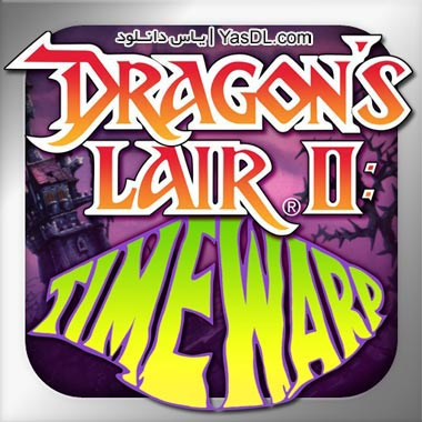 دانلود بازی Dragons Lair II Time Warp Remastered برای PC Dragons-Lair-II-Time-Warp