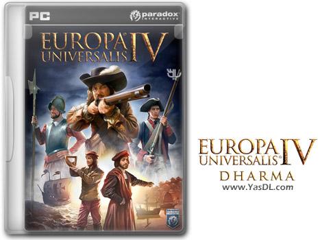 دانلود بازی Europa Universalis IV Dharma برای PC