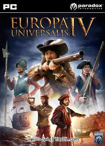 دانلود بازی Europa Universalis IV برای PC