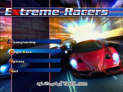 دانلود بازی کم حجم Extreme Racers برای PC