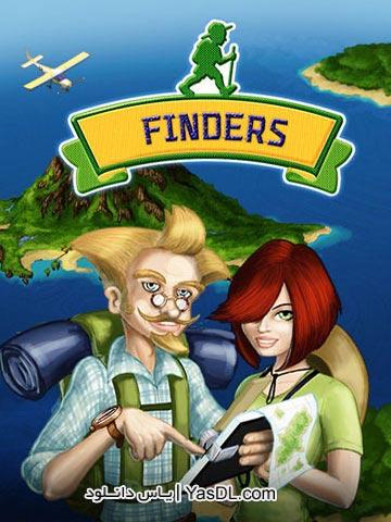 دانلود بازی کم حجم Finders برای PC