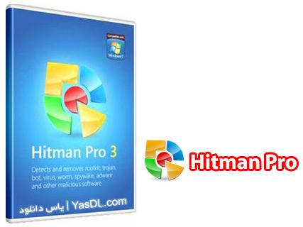 دانلود آنتی ویروس Hitman Pro 3.7.7 Build 202