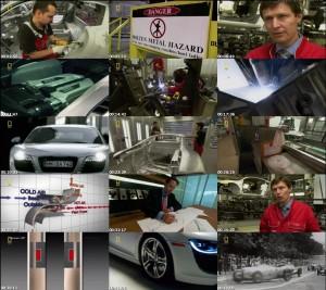 Megafactories Audi
