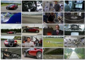 Megafactories Bugatti