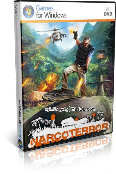 دانلود بازی Narco Terror برای PC