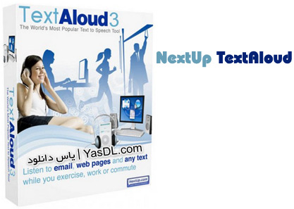 دانلود نرم افزار تبدیل متن به صدا NextUp TextAloud 4.0.61