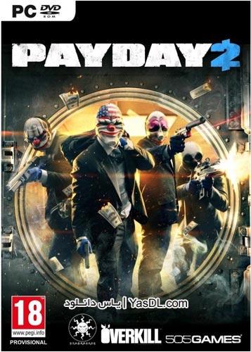دانلود بازی PAYDAY 2 برای PC