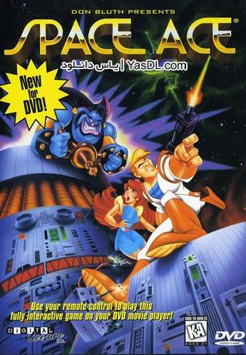دانلود بازی Space Ace Remastered برای PC