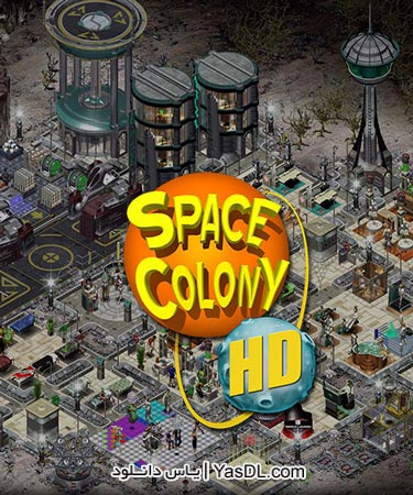 دانلود بازی Space Colony HD برای PC