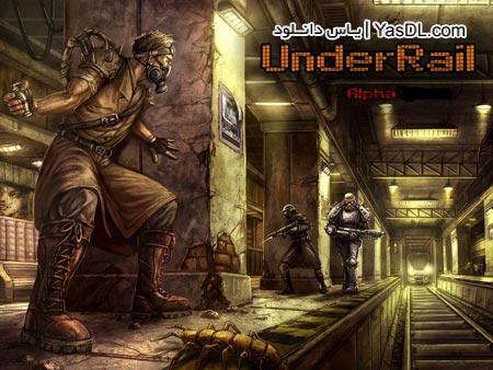 دانلود بازی Underrail Alpha برای PC