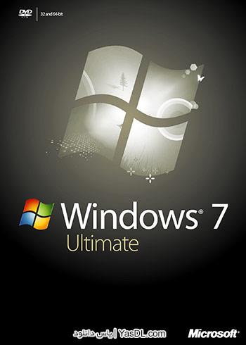 دانلود Windows 7 SP1 5in1 May 2016 x86/x64 - نسخه نهایی ویندوز 7