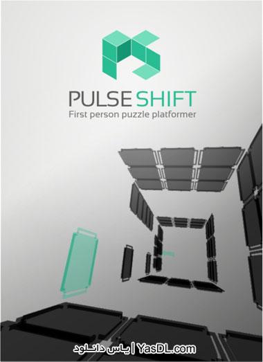 دانلود بازی کم حجم Pulse Shift برای PC