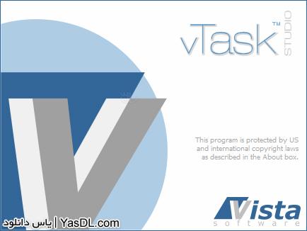دانلود vTask Studio 7.85 نرم افزار انجام اتوماتیک کار ها در ویندوز