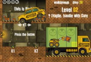دانلود مجموعه بازی کم حجم Truck Loader برای کامپیوتر