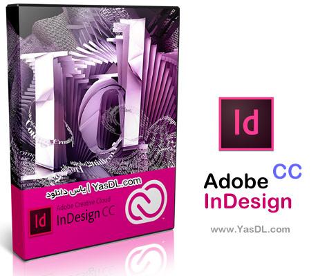 دانلود Adobe InDesign CC 2015 11.0.0.72 x86/x64 - نرم افزار طراحی دو بعدی
