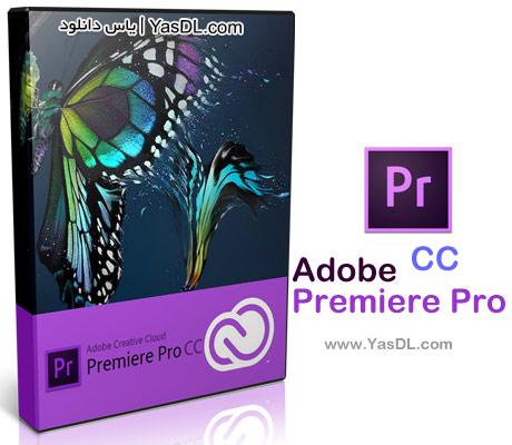 دانلود Adobe Premiere Pro CC 2015 9.0 - نرم افزار حرفه ای ویرایش ویدئو