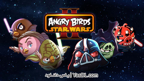 دانلود بازی Angry Birds Star Wars 2 1.8.0 برای اندروید