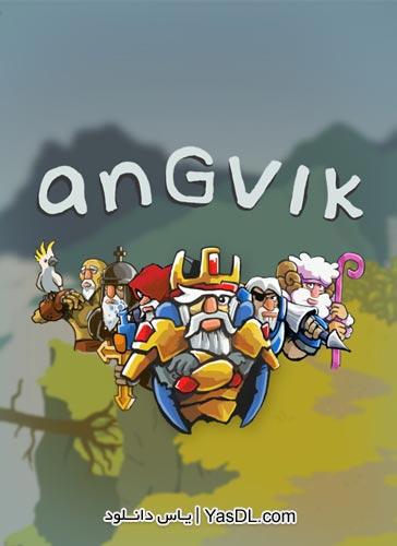 دانلود بازی کم حجم Angvik برای PC