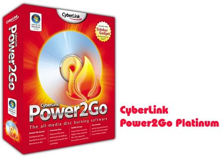 دانلود CyberLink Power2Go Platinum 9.0.0701.0 رایت قدرتمند دیسک ها