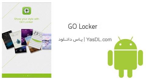 دانلود GO Locker 2.01 - قفل های متفاوت برای اندروید