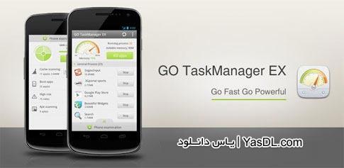 دانلود Go Task Manager 3.7 تسک منیجر برای اندروید