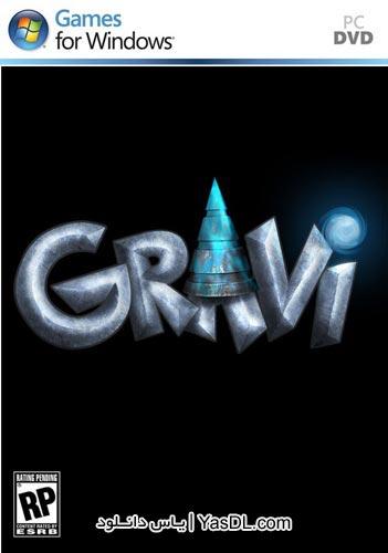 دانلود بازی کم حجم Gravi برای PC