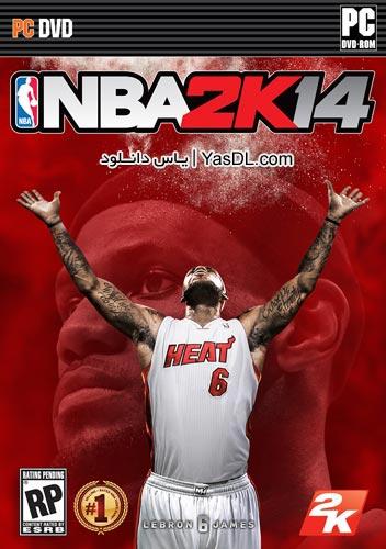 دانلود بازی NBA 2k14 برای PC