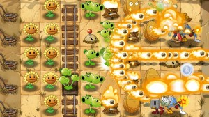 Plants vs Zombies 2-4