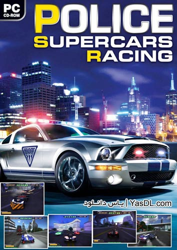 دانلود بازی کم حجم Police Supercars Racing برای PC