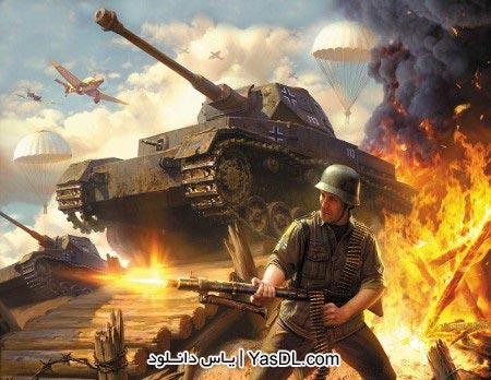 دانلود بازی Sudden Strike Crimea برای PC