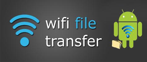 دانلود WiFi File Transfer Pro 1.0.7 - انتقال فایل با وایرلس برای اندروید