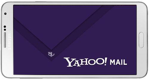 دانلود Yahoo Mail 5.0.11 - برنامه یاهو میل برای اندروید