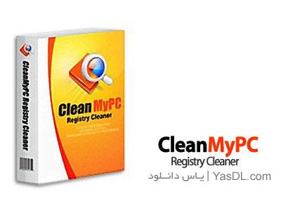 دانلود CleanMyPC Registry Cleaner 4.5 DC 15.12.2014 نرم افزار بهینه سازی رجیستری