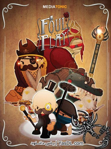 دانلود بازی Foul Play برای PC