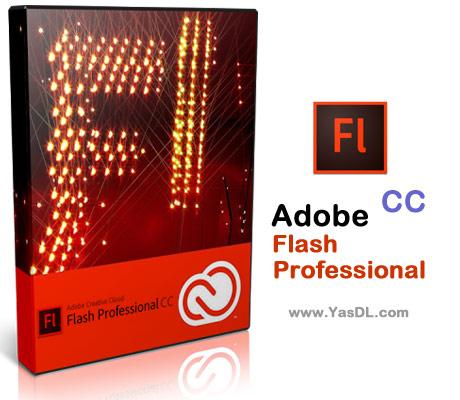 دانلود Adobe Flash Pro CC 2014 v14.2 - نرم افزار حرفه ای طراحی فلش
