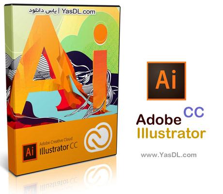 دانلود Adobe Illustrator CC v.17 - نرم افزار ادوب ایلوستریتور