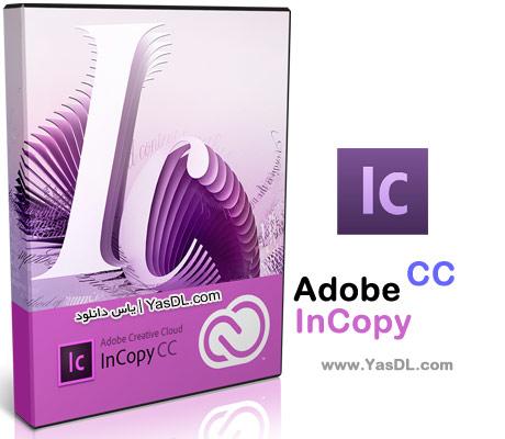 دانلود Adobe InCopy CC 9.1 - نرم افزار طراحی و ویرایش دوبعدی