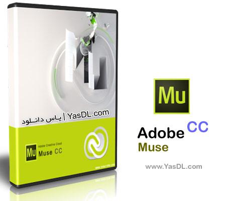 دانلود Adobe Muse CC 2014 v3.1 - نرم افزار طراحی وب به زبان ساده