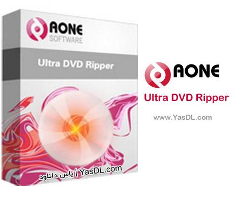 دانلود Aone Ultra DVD Ripper 4.3.0718 نرم افزار تبدیل دی وی دی