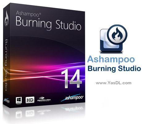 دانلود Ashampoo Burning Studio 14.0.4.2 – نرم افزار همه کاره کپی و رایت CD