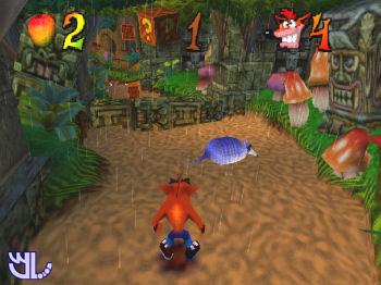 دانلود بازی کراش پیاده Crash Bandicoot 2 برای کامپیوتر