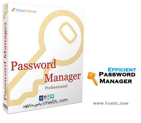 دانلود Efficient Password Manager Pro 3.71 Build 371 نرم افزار مدیریت پسورد