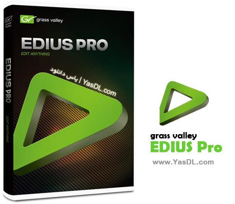دانلود Grass Valley Canopus Edius pro 6.52 x86/x64 نرم افزار میکس و مونتاژ فیلم