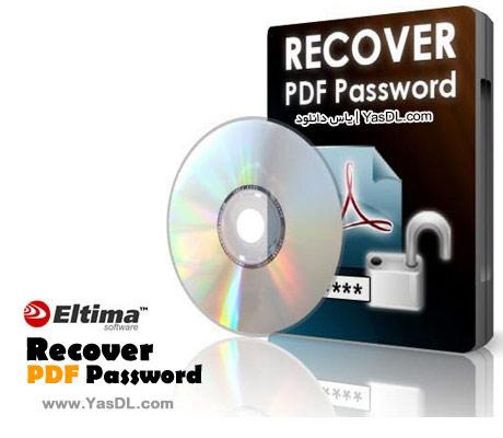 دانلود Eltima Recover PDF Password 4.0.238 بازیابی پسوورد فایل های PDF