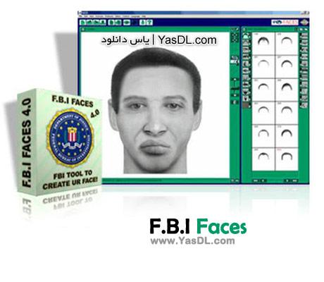 دانلود FBI Faces 4.0 - نرم افزار چهره نگاری پلیس