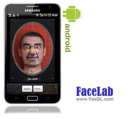 دانلود FaceLab - نرم افزار تغییر چهره برای آندروید