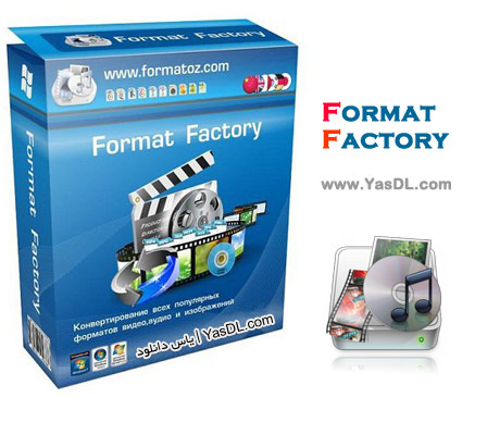 Format Factory 5.2.0 Final + Portable Factory Format
